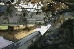 Worsley Canal