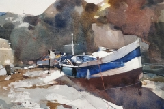 Low Tide - Staithes