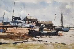 West Mersea - Low Tide