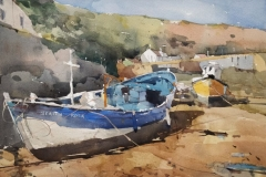 Staithes - Low Tide