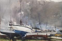 Boatyard - Felixstowe