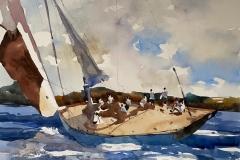 Sailing-in-the-sun