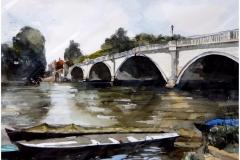 Rowing Boats, Richmond, London