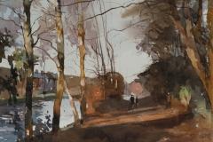 Strollers, Bridgewater Canal