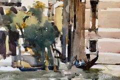 Piazza, Canale Grande